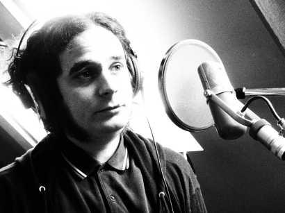 Vidal Soler (gravant veus)